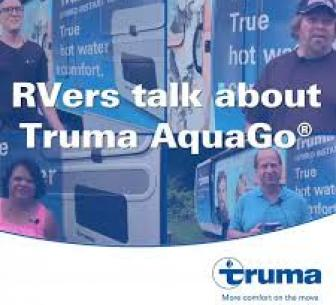 rvers talk about the truma aquago